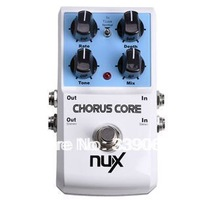 NUX Stomp Boxes Guitar Normal and Tri Chorus Core Effect Pedal True Bypass Tone Lock Function Musical Instrument