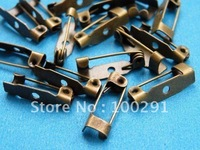 15mm Brooch Base Brooch Safety Pin Jewelry Findings Accessories Components