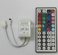 2014 Supernova Sale  4pcs  44 Keys IR Remote Controller for SMD 3528 5050 RGB LED Strip Lights free shipping