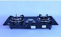 Gas cooktop embedded double cooktop gas cooktop desktop liquefied gas cooker