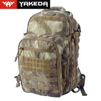 3d 60l outdoor mountaineering bag backpack tactical backpack Camouflage bag camping travel bag backpack