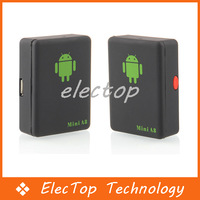 Free shipping Mini A8 Global Locator GPS Personal Tracker GSM/GPRS/GPS 20pcs/lot Wholesale