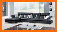 modern sofa leather sofa set Mini order$2500(mixed items)