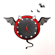popular digital clock wall paper