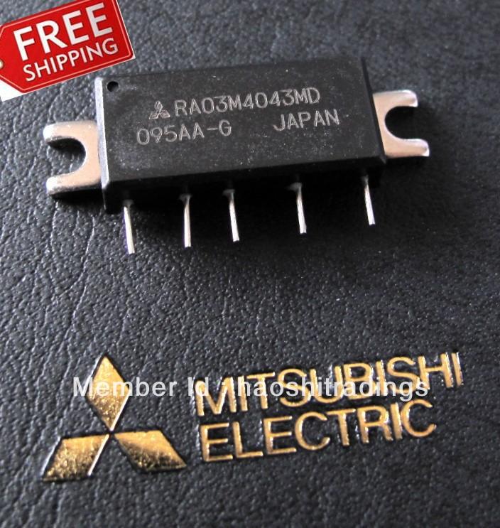 RF MOSFET Amplifier Power Module RA03M4043MD(China (Mainland))