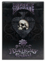 Classic Bicycle Alchemy Deck V1 Playing Card Best Magic Cards High Quality Bicycle Playing Cards Poker