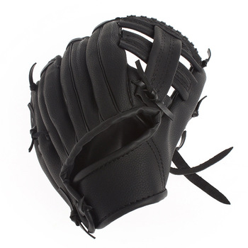 "RockBros Synthetic Leather 9.5""/10.5""/11.5""/12.5"" inch Youth Outdoor Team Sports Pro Player Baseball Softball Glove Mitt RHT,1pc"