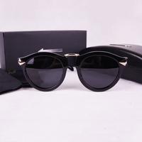 Free Shipping 2013 New Fashion Designer Brand  Sunglasses Karen Walk 5 Colors Novelty Style Retail