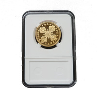 Wholesale 80pcs/lot Free shipping High quality 15Rubles 1804 Gold clad Replica Souvenir coins