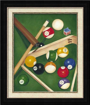 Pool Table Painting Snooker Pool Table Ball