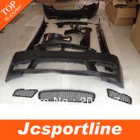 Unpainted M 5 Style F1 0 Car BodyKits for BMW Fit 10UP F1 0 Standard Bumper Car PP Body kits Bumper Kits