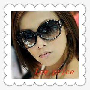 Hot sale sunglasses women vintage gradient sunglasses big box trend sunglasses elegant glasses women brand + original box