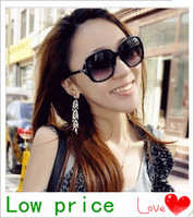 Hot sale sunglasses female fashion elegant women's star glasses women brand designer 2013 original box