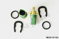 For Vw gol 4 engine water temperature sensor water temperature sensor plug 4s original  059 919 501 A