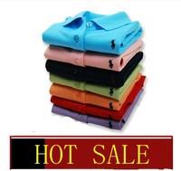 free shipping Summer fashion  fashion Pure color  , lapel, short sleeves, leisure sports men T-shirts size M L XL XXL