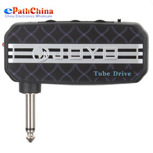 Tube Drive Joyo Ja-03 Mini Electric Guitar Amplifier Tube Overdrive Sound Effect Bass Amp With 3.5mm Jack Earphone Output(China (Mainland))