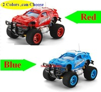 Free shipping (1set/lot) 1:14 4CH Remote Control Hummer off-road large remote control car SUV  large size and low price