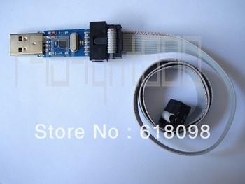 USB ISP USBISP USBasp ASP Programmer For 51 ATMEL Atmega AVR WIN7 64