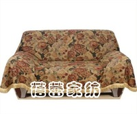 Fashion slip-resistant full cover sofa towel sofa towel sofa cover set for double seats customize