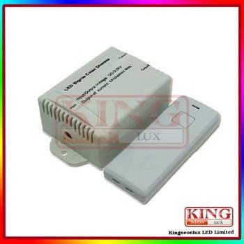 Free Shipping LED RF Constant Dimmer DC5V, 12V, 24V; 5V:<40W,  12V:<96W,  24V:<192W