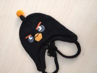 2013-2014 New Kids Winter cap Children Knitted hat Woolen Hat Baby Cap Original Order Ag* Birds Export to US10pcs/Lot 1size 3-8Y