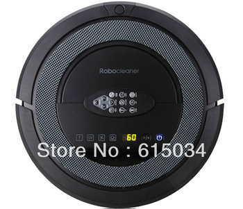 Free Shipping Top Selling,5in1 Multifunctional Robot vacuum cleaner,nontouch chargebase ,patent Sonic wall