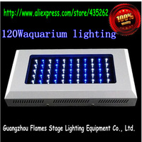 1PCS/120w led coral reef led aquarium led lighting blue led lights Aquarium Light