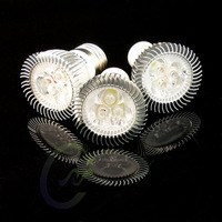 4x 3W LED Energy Saving Light Bulb Lamp Spotlight GU5.3/E27/GU10 AC86-250V 110V Free Shipping