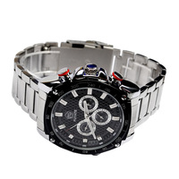 Fashion Alloy Men Outdoor Sport Wrist Watch