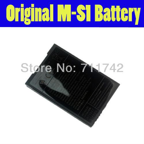1pcs free shipping 1500mAh(typ) M-S1 ORIGINAL OEM BATTERY FOR BLACKBERRY 9000 9030 Bold 9220 9630 9700 9780(China (Mainland))