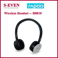 Rapoo H8010 2.4GHz wireless headphones earphones  with 3.5mm jack and RCA jack Free shipping