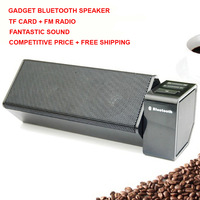 Free Shipping Bluetooth Wireless Portable Speaker With Fashion Magic Cube Handsfree Calling Subwoofer Speakers Wholesale