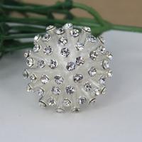 2013 new designer Silver all over the sky star rhinestones  rings for women elastic rings