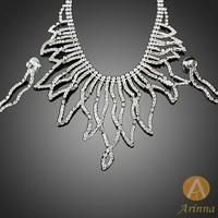 Hot Sale Neckace earrings sets Elegant CZ Diamond Jewelry Sets for women Wedding Bride Party wholesale G0225