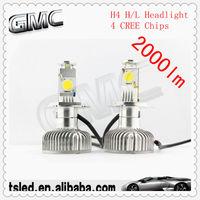 Newest!!! h4 h/l xenon led headlight promotion! hot sale!, H4 H7 H8 H11 9005 9006