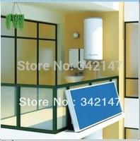 100L split balcony wall-mounted solar water heater system with  ISO 9001-2008  SRCC Solar Keymark CE CCC