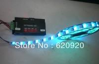 free shipping,DC5V 180LED WS2801 digital led strip,DC5V input,36leds/M,180pcs WS2801 IC