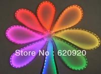 free shipping,DC5V 30 Pixels LPD6803 Led strip,DC5V input,30leds/M,150pcs LPD6803 IC