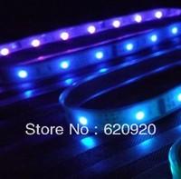 free shipping,DC12V 150 Leds LPD6803 Digital led strip,DC12V input,30leds/M,50PCS LPD6803 IC