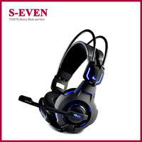 E-3lue Gaming headset earphones with microphone professional CF headphones
