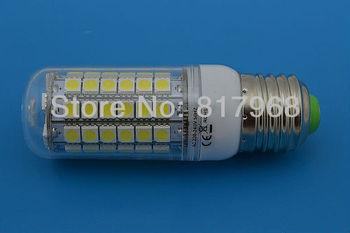 NEW 15W E27 LED Lamp   LED Corn Bulb 5050 69 1100LM  220v Cold white / Warm White Light Bulb Lamp