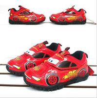 Hot Selling New 2013 Children Athletic Shoes Kids Brand Cars Sneakers For Kids Girls Boys Children Winter Sports Shoes Flats