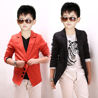 Free shipping/wholesale/5pcs/lot/new 2013 autumn  winter/fashion boys  suit jackets/children outerwear/boys blazers kids