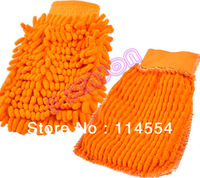 High Quality Super Mitt Microfiber Household Gloves Car Wash Washing Cleaning Gloves 4396