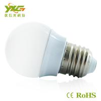 New 220V 110V E27 15 LED 2835 SMD 3W Pure White Light Bulb Lamp 2pcs/lot free shipping