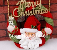 christmas wreath christmas supplies christmas decoration free shipment