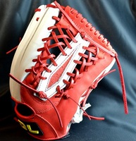 DL brand  dl057 12.5''(right or left hand)  inch Cowhide Pitcher Leather Softball/Baseball Gloves