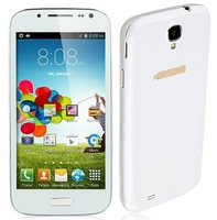 Mini S4 Mini i9500 3.2 inch screen Wifi TV Dual Sim  Camera FM QuadBand Cell Phone
