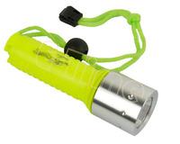 500Lumen XML T6 LED 18650 Waterproof Underwater Diving Flashlight Portable Torch 12771