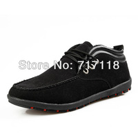 2013 New Style, Free shipping and Wholesale! Men's fashion Snow Boots Autumn / Winter short Boots , male shoes